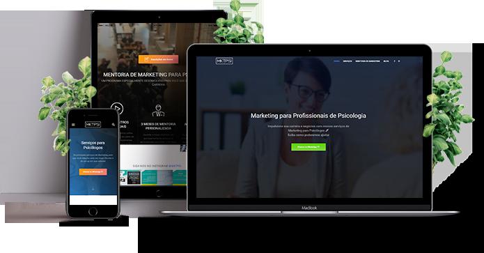 Sites para Psicólogos - Criação de Sites para Psicólogos