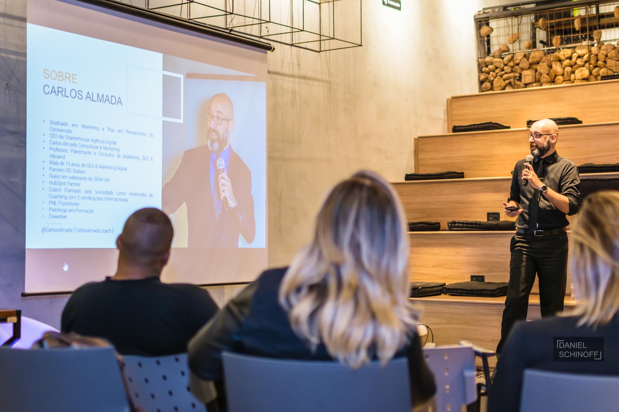 Carlos Almada - Consultor de Marketing   Marketing para Psicólogos